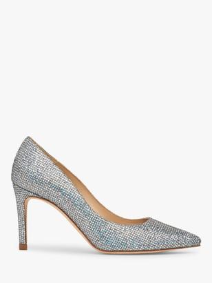 LK Bennett Floret Pointed Court Shoes