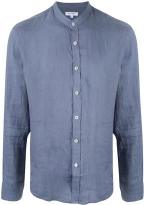 Venroy Band Collar Shirt