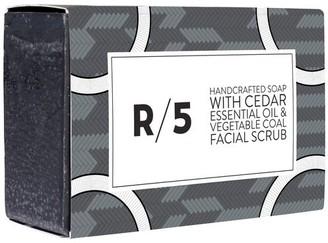 COSMYDOR R/5 Handcrafted Soap - Cedar Oil & Coal - Facial Scrub - 100g