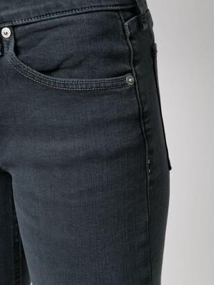 Rag & Bone Cate mid-rise skinny ankle crop jeans