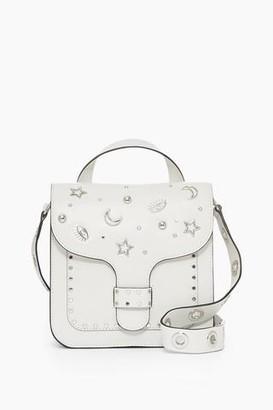 Rebecca Minkoff Midnighter Top Handle Feed Bag