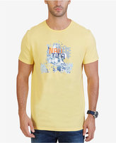 Nautica Men's Abstract Graphic-Print T-Shirt