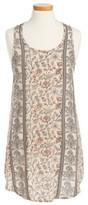 O'Neill Girl's Philomena Print Dress