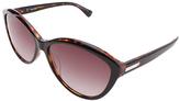 Calvin Klein Tortoise Cat-Eye Sunglasses - Women