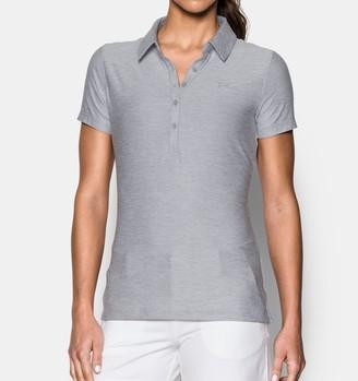 Under Armour Women's UA Zinger Short Sleeve Polo