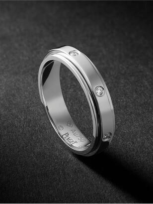 Piaget Possession 18-Karat White Gold And Diamond Ring