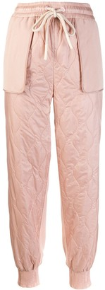 Moncler Quilted Trousers