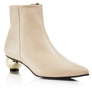 Carel Women's Superbe Leather Booties