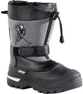 Baffin Infant/Toddler Boys' Hockey Snowtrack Boot - Juniors - Black Boots