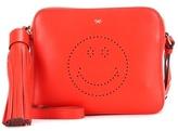 Anya Hindmarch Smiley leather cross-body bag