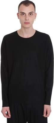 Attachment Knitwear In Black Wool