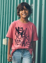Junk Food Clothing Kids Boys Basquiat New York New Wave-wsred-s