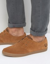 Fred Perry Byron Low Suede Desert Shoes