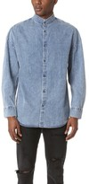 Zanerobe Band Rugger Denim Shirt