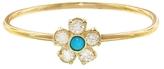 Jennifer Meyer Diamond Turquoise Flower Ring