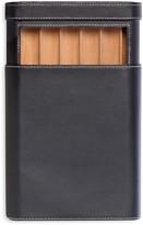 Bey-Berk Bey Berk 5-Cigar Leather Case