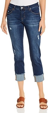 Jag Jeans Carter Girlfriend Jeans in Casper Wash