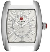 Michele 'Urban Mini' Diamond Dial Watch Case, 29mm x 30mm
