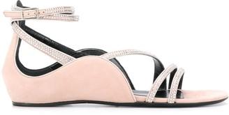 Pierre Hardy Midnight sandals