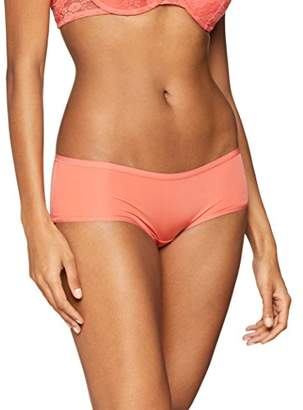 Iris & Lilly BELK0_M5 Brief, (Soft Pink), (size: Large), Pack of 5