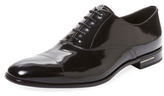 Prada Cap-Toe Leather Oxford