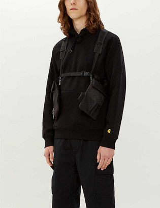 Carhartt Wip Chase cotton-blend jersey hoody