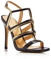 Ivanka Trump Hazen T-Strap High Heel Sandals