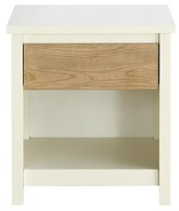 Dorel Living Blaine Kids Nightstand - Natural White