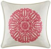 Echo Florentina Pink Decorative Pillow, 18 x 18