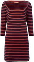 Joules 3/4 sleeve stripe Jersey Dress
