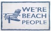 Avanti Beach Words Bath Accessories Collection