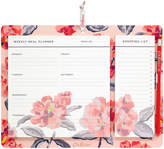 Cath Kidston Spring Bloom Magnetic Meal Planner