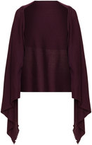 Isolde Roth Plus Size Wool blend cover-up
