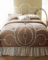 Horchow Cameo Queen Bed