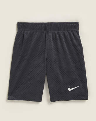 Nike Boys 4-7) Anthracite Dri Fit Mesh Basketball Shorts
