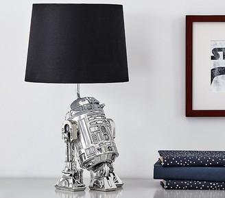 Pottery Barn Kids Star Wars R2-D2Lamp