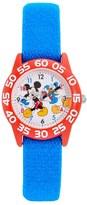 Disney Disney's Mickey Mouse & Donald Duck Boys' Time Teacher Watch