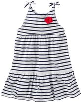 Osh Kosh Toddler Girl Striped Tiered Dress