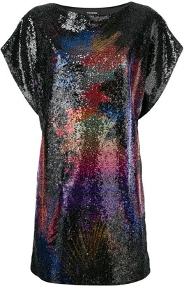 Balmain Sunset sequin dress
