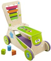 Boikido 2-in-1 Wooden Ride-On Walker