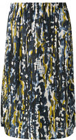 Marni Haze print skirt - women - Silk - 38