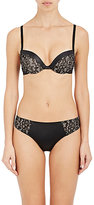Cosabella WOMEN'S VENEZIA LACE PUSH-UP UNDERWIRE BRA-BLACK SIZE 32 CCP