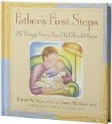 Harvard Common Press Father's First Steps