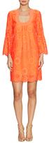 Trina Turk Bonita Lace Shift Dress
