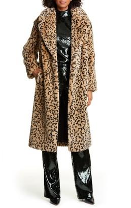 A.L.C. Elkin Faux Fur Coat