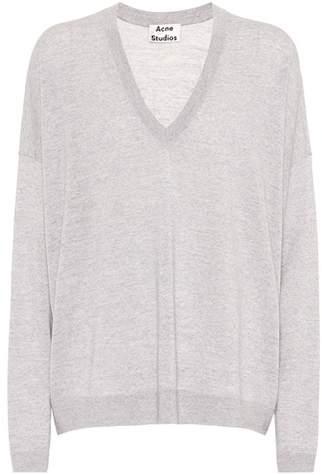 Acne Studios Kalla merino wool sweater