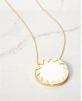 Express house of harlow large sunburst pendant necklace