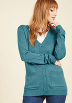 Dandong Kusong Trading Co., LTD Have a Good Knit Cardigan in Ocean