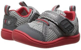 Tsukihoshi B. Marina (Toddler) (Steel/Red) Boy's Shoes