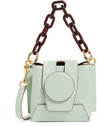 Yuzefi Leather Daria Bucket Bag